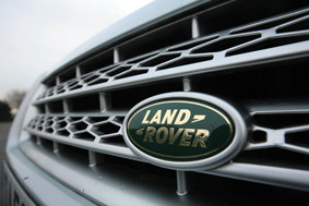 LIVERPOOL, ENGLAND - JANUARY 14:  A  Land Rover Freelander sits in a street near the Halewood operations site of Jaguar and Land Rover on January 14, 2009 in Liverpool, England. Car manufacturer Jaguar Land Rover, owned by Indian group Tata Motors, today announced that it will be cutting 450 jobs.  (Photo by Christopher Furlong/Getty Images)