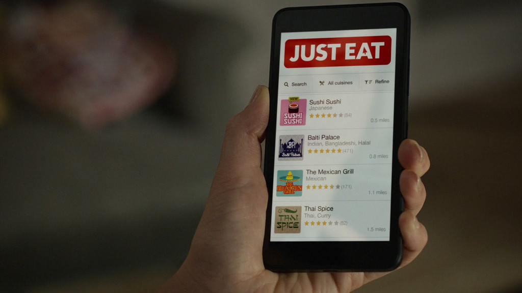 Battle For Just Eat Heats Up As Rival Suitors Both Table