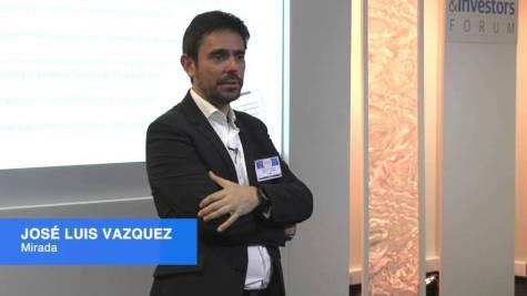 José Luis Vazquez CEO of Mirada (MIRA)