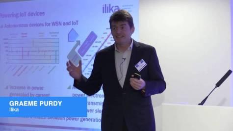 Graeme Purdy, CEO of Ilika (IKA)