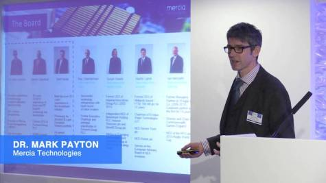 Dr. Mark Payton, CEO of Mercia Technologies (MERC)