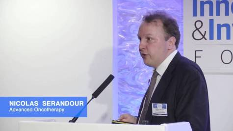 Nicolas Serandour, CFO of Advanced Oncotherapy (AVO)