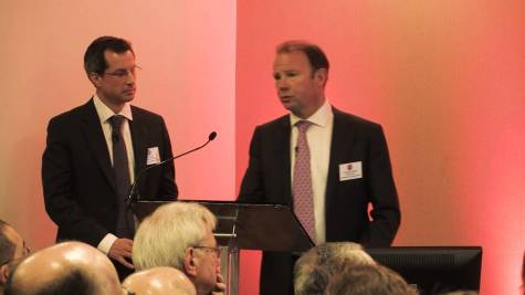 Jonathan Satchell, Chief Executive and Neil Elton, Group FD of Learning Technologies Group (LTG)