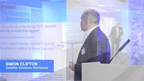 Simon Clifton, CTO - Satellite Solutions Worldwide (SAT)