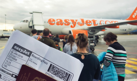EasyJet raises £419m to weather coronavirus storm featured picture