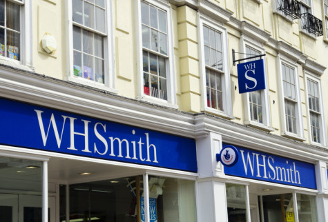 Why WH Smith shares are down today, despite a resilient third quarter showing featured picture