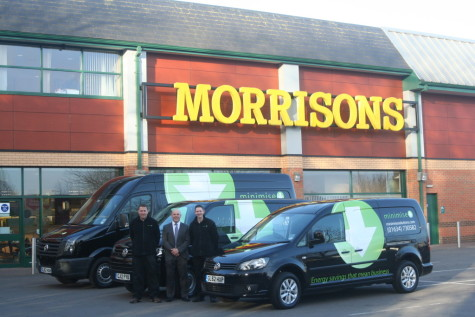 APC Minimise Morrisons contract