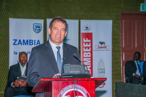 Zambeef Joint Chief Executive Officer Carl Irwin