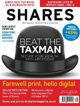 Shares Magazine Cover - 29 Sep 2016