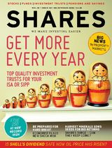 Shares Magazine Cover - 06 Oct 2016