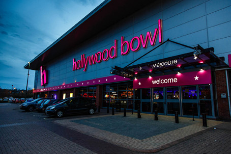 Hollywood Bowl, Rubery, Birmingham