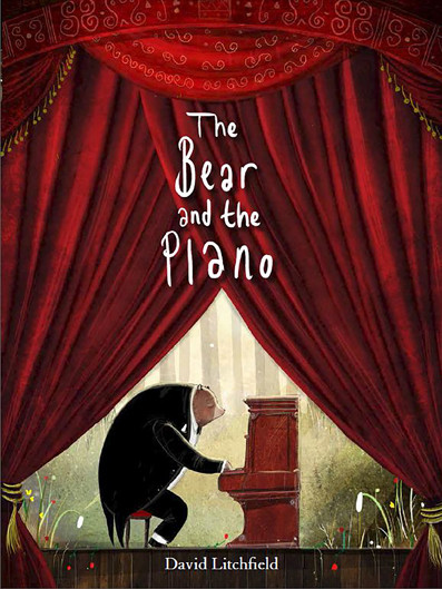 The Bear and the Piano QRT