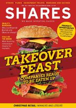 Shares Magazine Lastest Issue Cover