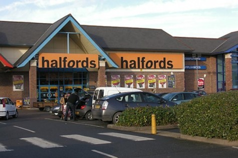 Halfords pedals higher despite profit warning and payout cut featured picture