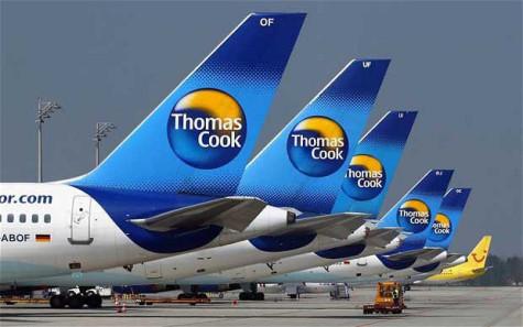 Market report: Thomas Cook tumbles, Sophos surges featured picture