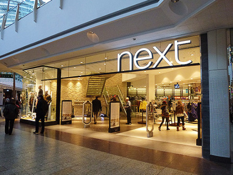 Next raises profit expectations after an increase in pre-Christmas sales