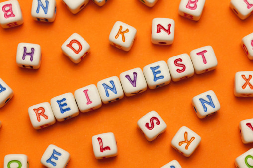How to collect dividends in shares rather than cash | Shares
