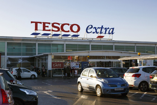 Tesco and Morrisons star in buoyant market