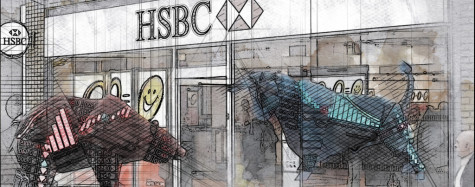 Why giant bank HSBC is the FTSE 100's biggest faller today featured picture