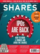 Shares Magazine Cover - 21 May 2015