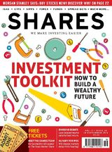 Shares Magazine Cover - 10 Sep 2015
