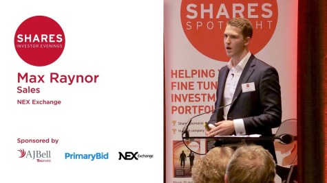 Max Raynor, Sales - NEX Exchange