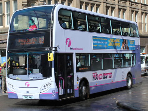 Activist bids to stage boardroom coup at FirstGroup featured picture