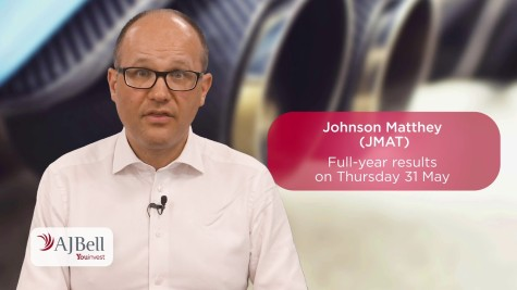 Breaking the Mould - Johnson Matthey full-year results