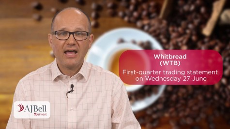 Breaking the Mould - Whitbread first-quarter results