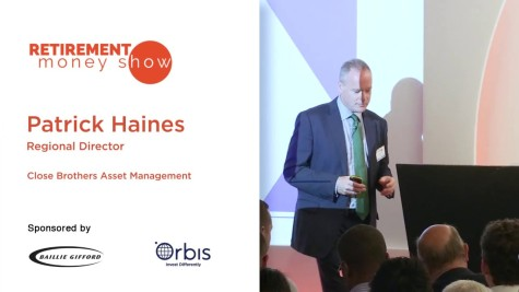 Patrick Haines, Regional Director – Close Brothers Asset Management