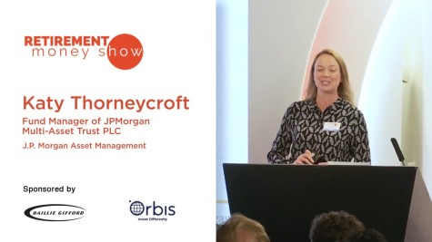 Katy Thorneycroft, Fund Manager of J.P.Morgan Multi-Asset Trust PLC – J.P. Morgan Asset Management