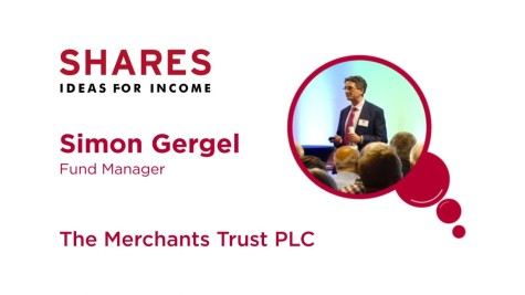 Simon Gergel, Fund Manager - The Merchants Trust PLC