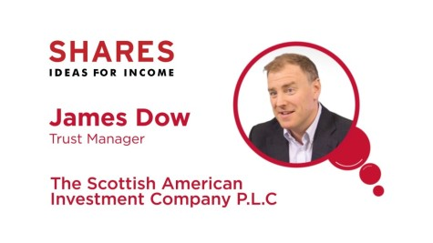 James Dow, Fund Manager - The Scottish American Investment Company P.L.C