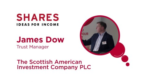 James Dow, Fund Manager - SAINTS Scottish American Investment Company