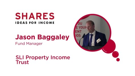 Jason Baggaley, Fund Manager - SLI Property Income Trust
