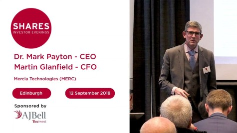 Dr. Mark Payton, CEO and Martin Glanfield, CFO - Mercia Technologies (MERC)