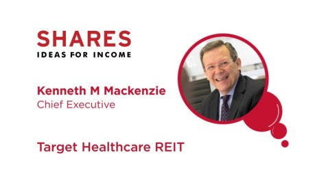 Kenneth M MacKenzie, Chief Executive at Target Healthcare REIT