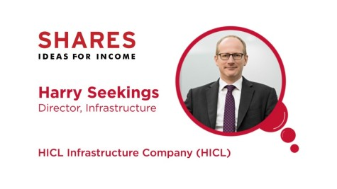 Harry Seekings, Director of Infrastructure at HICL Infrastructure Company (HICL)