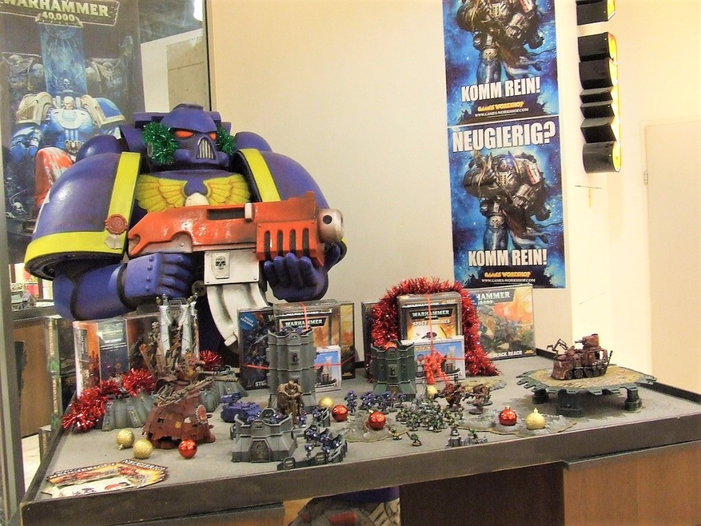 Why Games Workshop's shares are marching on again today, 7
