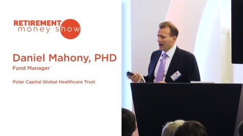 Polar Capital Global Healthcare Trust - Daniel Mahony, PhD, Fund Manage