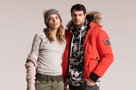 Superdry crashes on warm weather profit warning featured picture