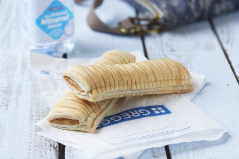 Vegan-friendly sausage roll bakes in meaty upgrades for Greggs featured picture