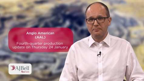 Anglo American fourth-quarter production update - Breaking the Mould