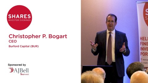 Burford Capital (BUR) - Christopher P. Bogart, CEO