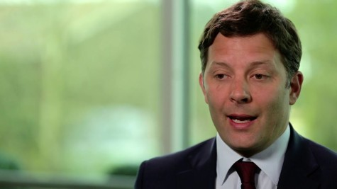 James Goldstone, UK Equities Fund Manager at Ivesco Perpetual