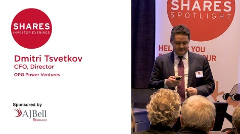 OPG Power Ventures - Dmitri Tsvetkov, CFO, Director
