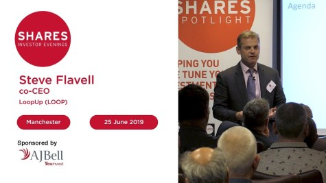 LoopUp (LOOP) - Steve Flavell, co-CEO