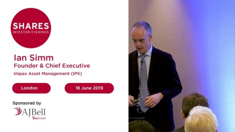 Impax Asset Management (IPX) - Ian Simm, Founder & Chief Executive