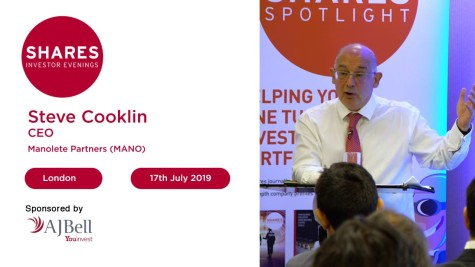 Steven Cooklin, CEO - Manolete Partners