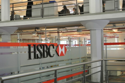 HSBC drops on Flint dismissal and poor progress in US featured picture